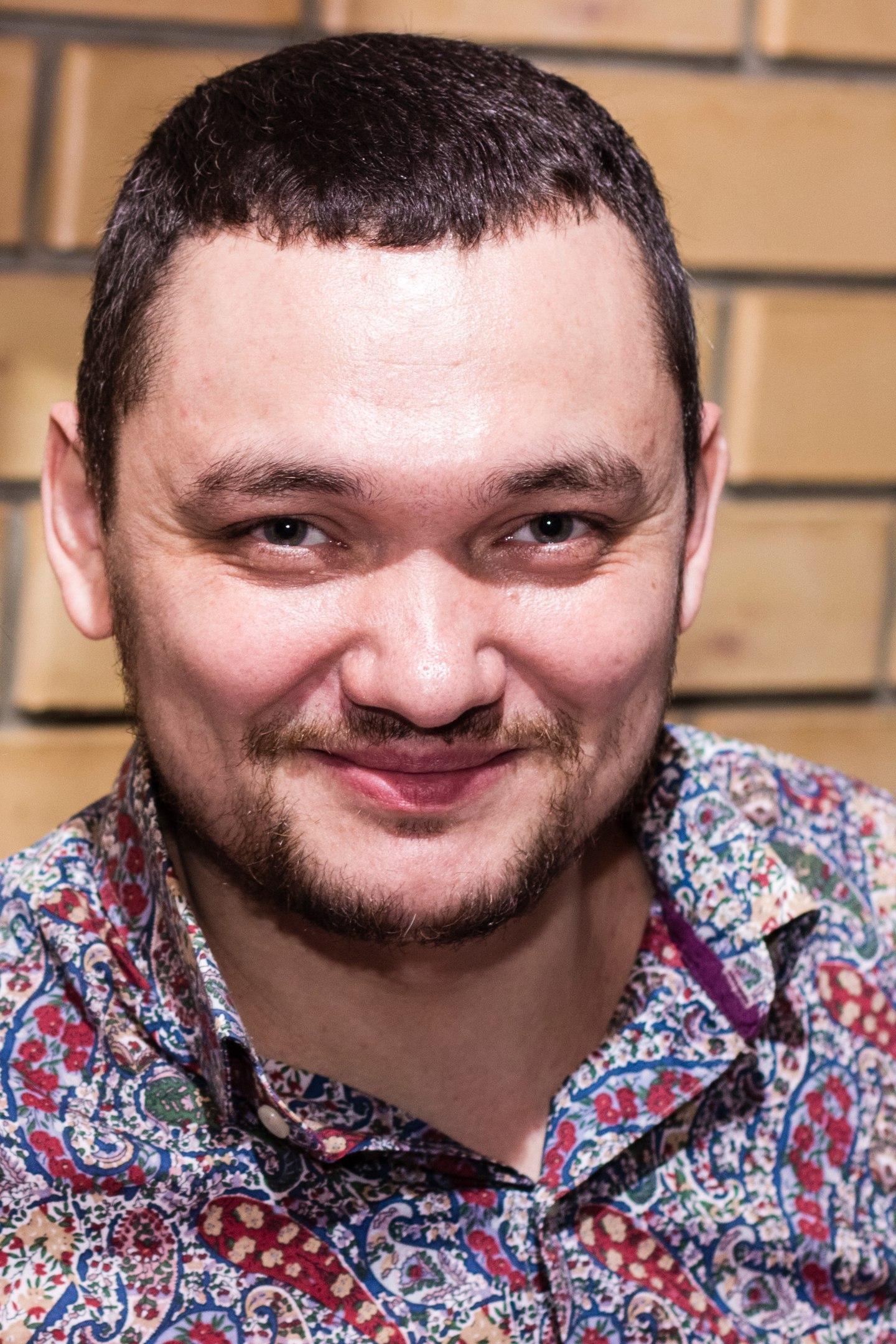 Антон Матюков